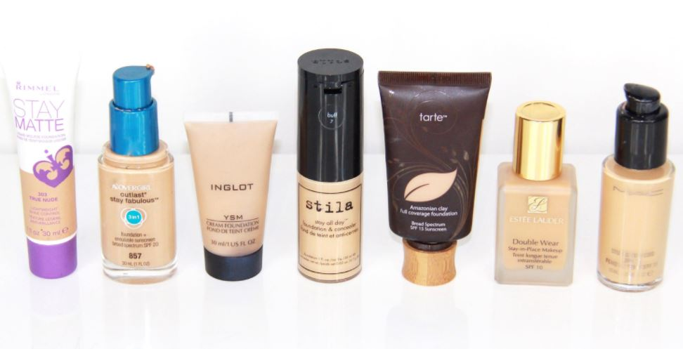 Best oily skin foundations