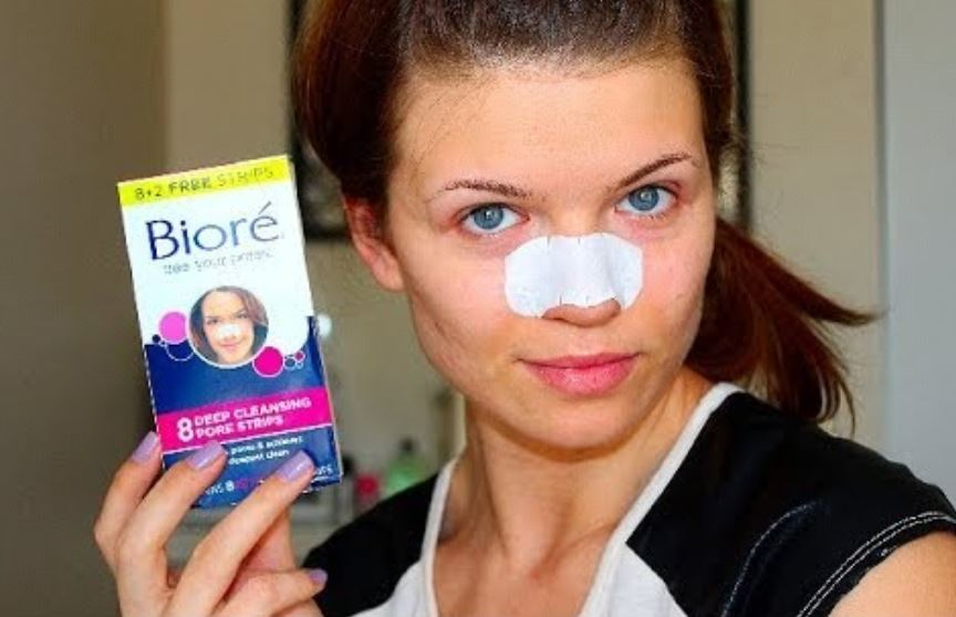 Do nose pore strips works.