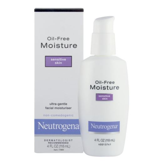 Moisturizers for sensitive skin - best