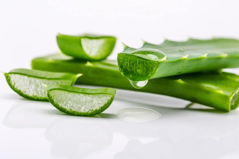 Aloe vera remedy