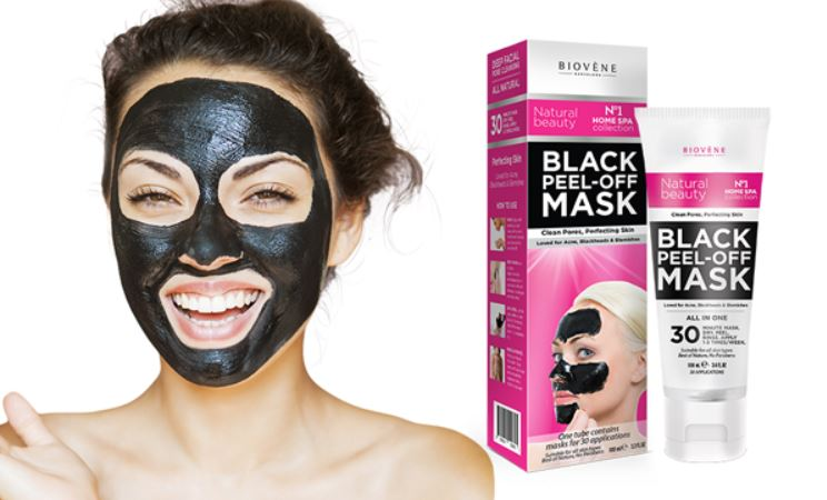 Black Peel-off Mask Most painful mask