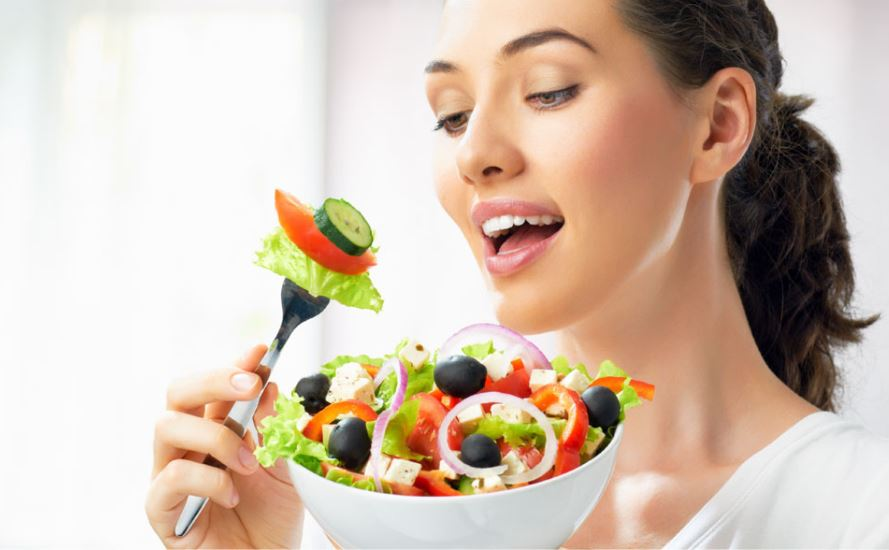 Diet for acne prone skin
