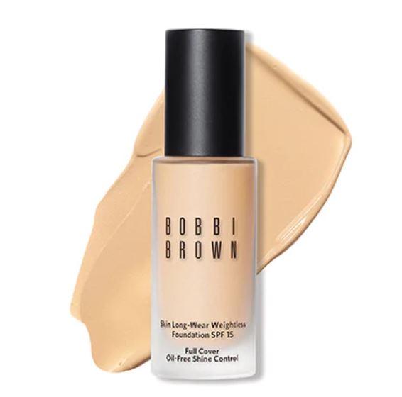 Bobbi Brown Silk Long-Wear Weightless Foundation SPF 15