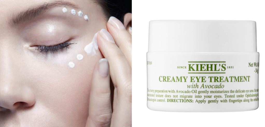 Try eye creams