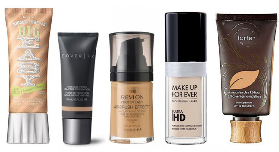 Which foundation brand will be good for your acne prone skin